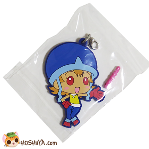 Digimon Adventure Rubber Strap: Sora