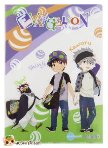 Evangelion Store Children Clearfile