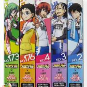 Yowamushi Pedal: Lawson Promo Mini-Posters
