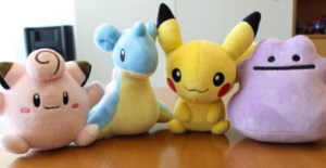 Pokemon Secret Base Plush