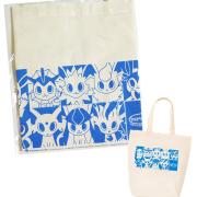 Pokemon Time: Eevee Collection Promotional Tote Bag