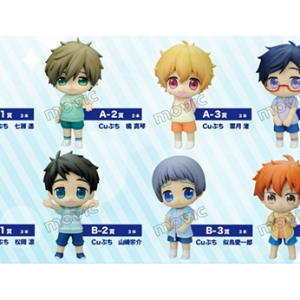 Free! AniKuji - Figures