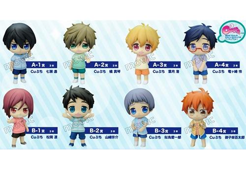 Free! AniKuji – Figures
