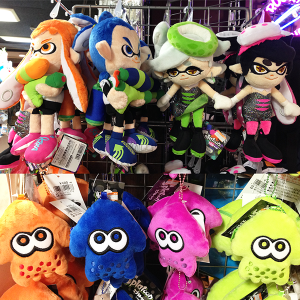 Splatoon Plush