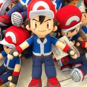 Pokemon Plush - Ash